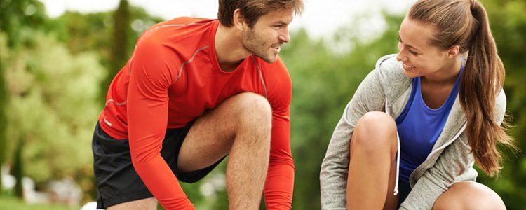 Apuesta por un San Valentín distinto y haz deporte con tu pareja