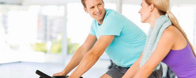 Uno de los ejercicios con los que disfrutarás será el spinning