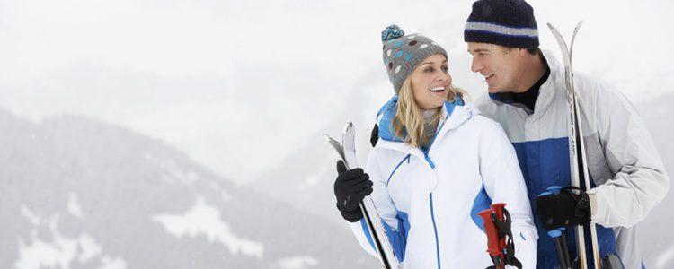 Nieve y pareja, no encontrarás mejor destino