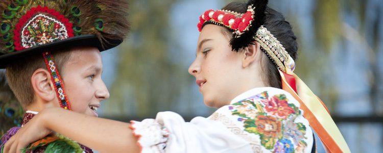 El ritual de los jóvenes rumanos