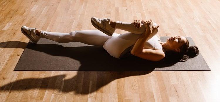 Los ejercicios para principiantes son más sencillos y eficaces
