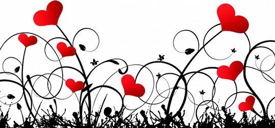 Postales con forma de corazón o Cupido fueron los primeros regalos de San Valentín