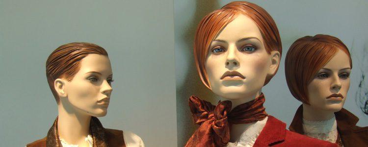 Agalmatofílico son las fantasías sexuales que sientes cuando observas esculturas o maniquíes en posiciones sugerentes