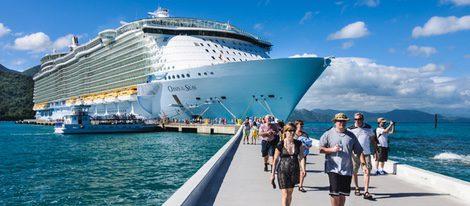 Los organizan firmas con mucha experiencia en cruceros