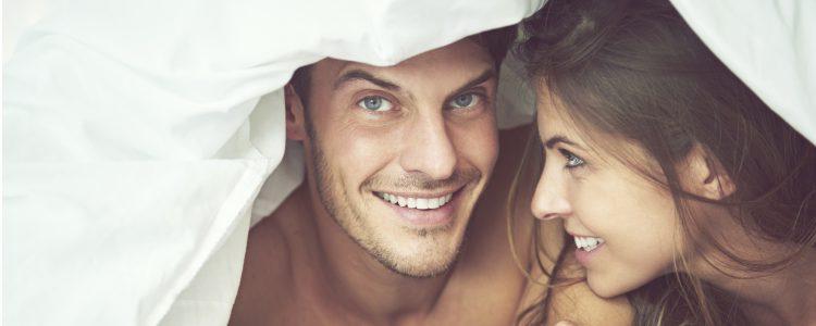 La primera vez en dormir junto es uno de los momentos más bonitos de una relación