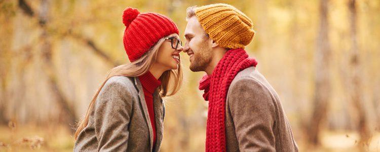 Haz sentir a la otra persona querida y cómoda contigo