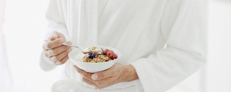 Los arándanos son buenos para aquellos hombres que padecen colesterol