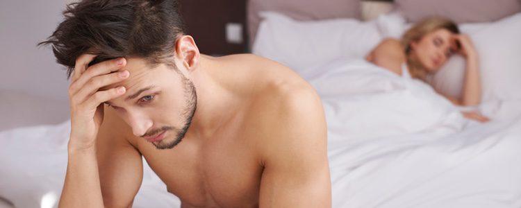 La eyaculación precoz es muy habitual en los hombres