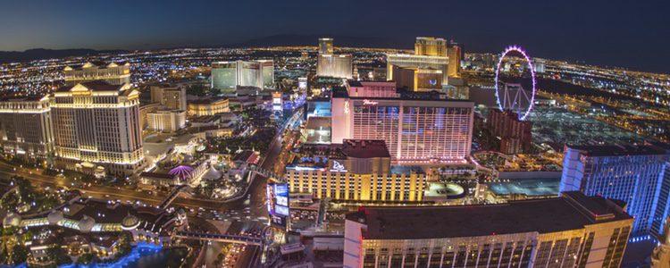Las Vegas puede ser un lugar ideal para casarse