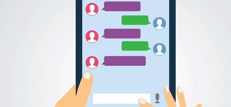 Tinder tiene un chat donde puedes mantener una conversación privada con la persona a la que quieras conocer