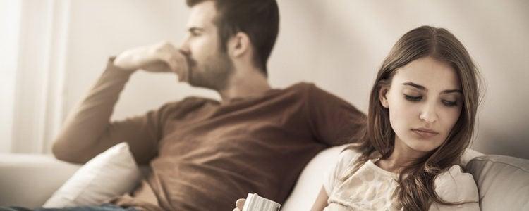 Es normal que después de cierto tiempo la relación se resienta.