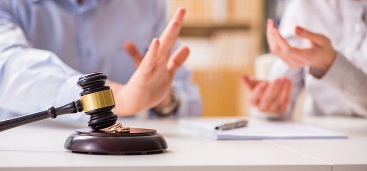 Hay varias cuestiones a tratar en el juicio cuando hay divorcio