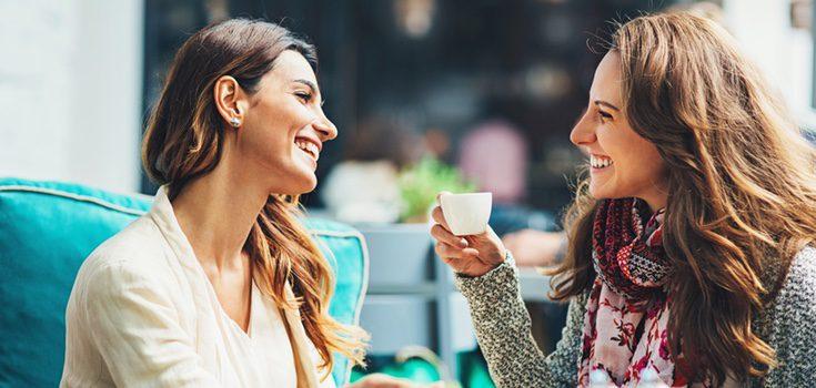 En una relación debes tener tiempo para disfrutar de tus amistades