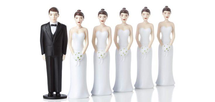 La poligamia y el poliamor no son lo mismo