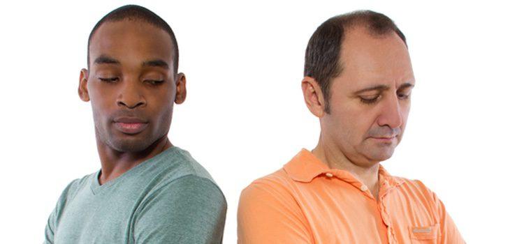 La tasa de parejas homosexuales en las que se sufre violencia doméstica es muy similar a la de heterosexuales