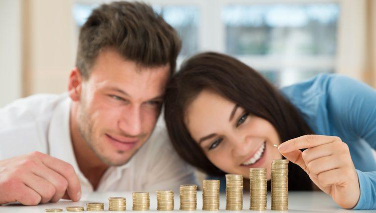 A pesar de que forméis una pareja es importante que cada uno tenga su propio dinero