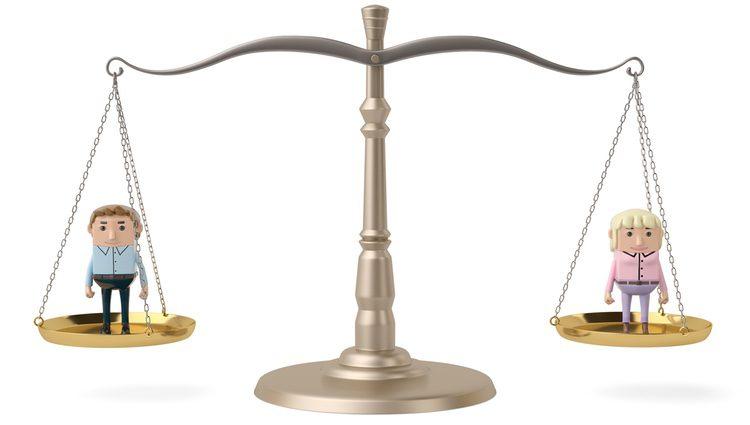 Si dependes económicamente de tu pareja no estaréis en igualdad de condiciones