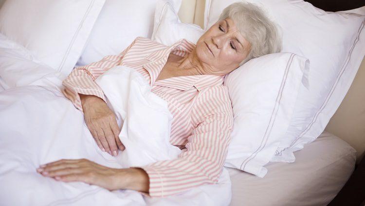 Durante la menopausia los cambios no te dejarán descansar en condiciones