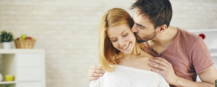 Las parejas pueden tener conflictos al principio de la convivencia
