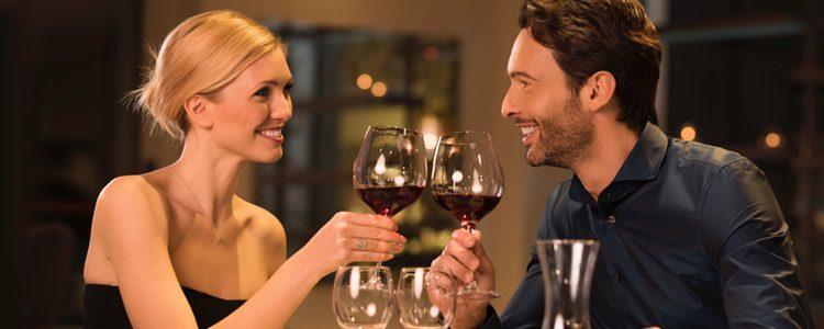 También puedes optar por una cena para reavivar vuestro amor