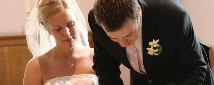 Si decides casarte por la iglesia lo esencial es que vuestros sentimientos religiosos sean sinceros