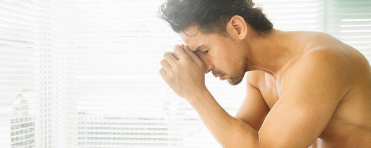 Normalmente el déficit de testosterona se da en hombres mayores de cuarenta años