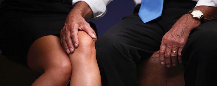 Quien es acosado, al sufrir un tipo de acoso sexual, se siente incómodo en el trabajo
