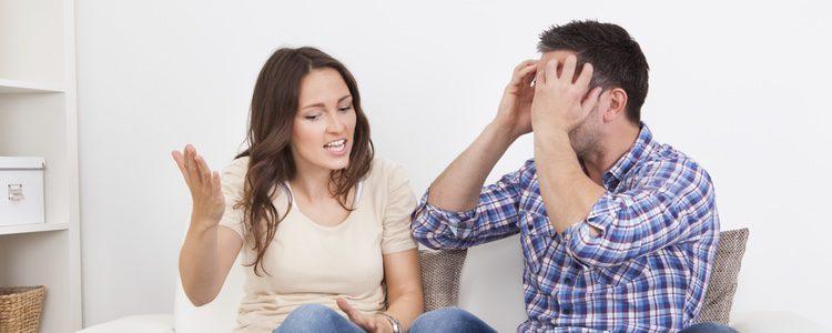 Las discusiones constantes pueden desgastar a la pareja