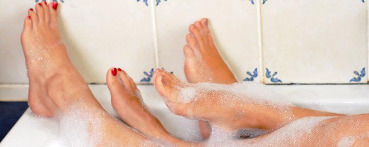 Es fundamental la higiene cuando se practica sexo en el baño