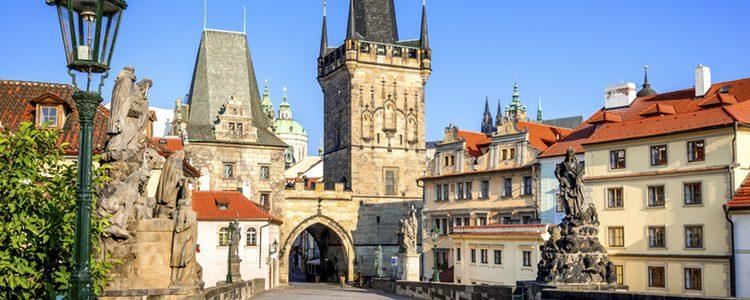 Praga es una ciudad preciosa que merece ser visitada en pareja