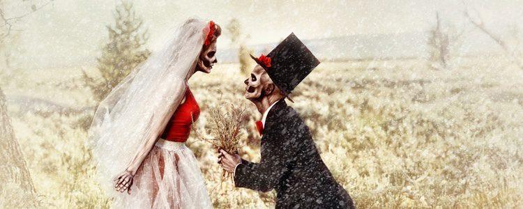 Recuerda que no es lo mismo un disfraz de zombie manido, que mucha gente ha llevado en varias fiestas de Halloween al no tener otra idea