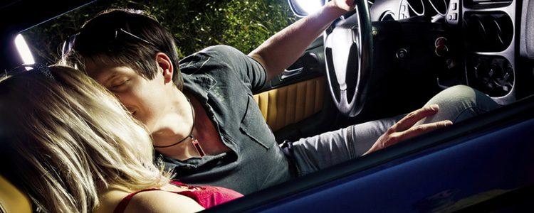 En España esta práctica es realizada habitualmente en el coche