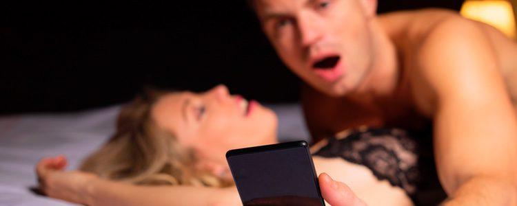 Los móviles los usamos para compartir nuestras imágenes y nuestras impresiones