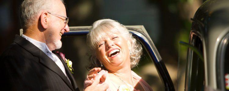 Piensa en aspectos que hayan sido especiales también en vuestro largo matrimonio