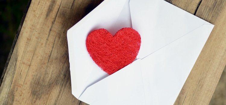 Declarar tu amor a tu novio es un momento muy especial