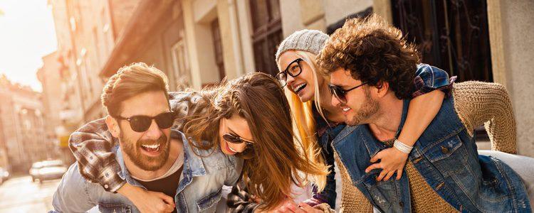 Si conoces a sus amigos es porque es una relación consolidada