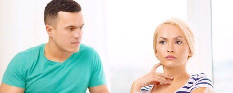 Si veis que la relación no va del todo bien, lo mejor es tomarse un tiempo para reemplantearse todas las cosas