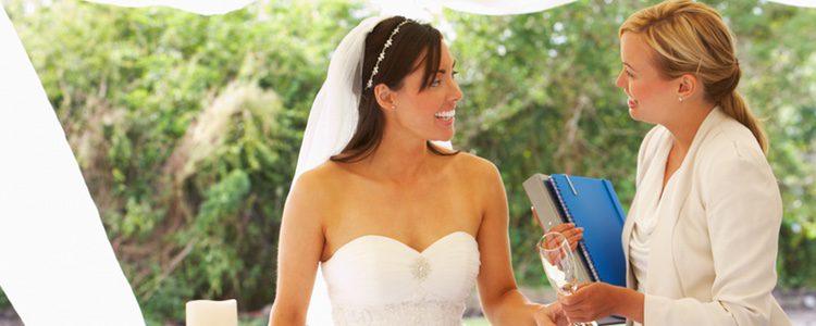 Conviene sopesar muy bien la contratación de una wedding planner