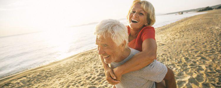 La edad no es ningún obstáculo para demostrar lo que quieres a tu pareja