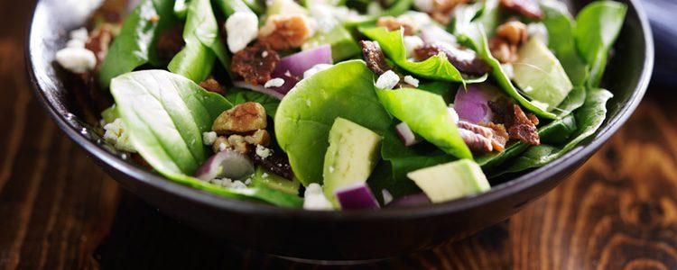 Prepara una ensalada innovadora