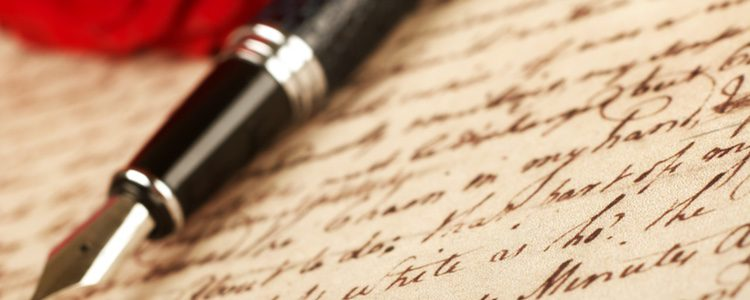 Ser totalmente sincero y escribir con buenas palabras es clave para que tu carta sea única