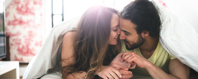 También se pueden colgar fotografías para felicitar San Valentín a tu pareja