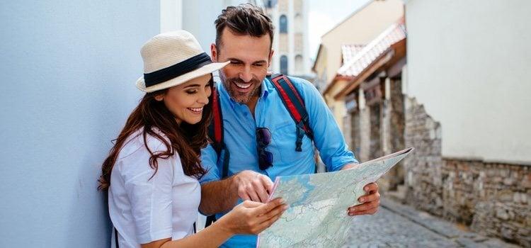 Los viajes con tu pareja son un acierto siempre