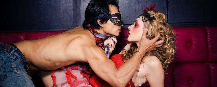 Carnaval es una época de imaginación y creatividad en el sexo con tu pareja