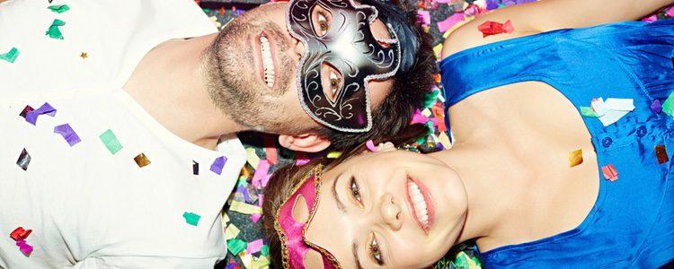 Disfrazarse en pareja es una idea original y divertida