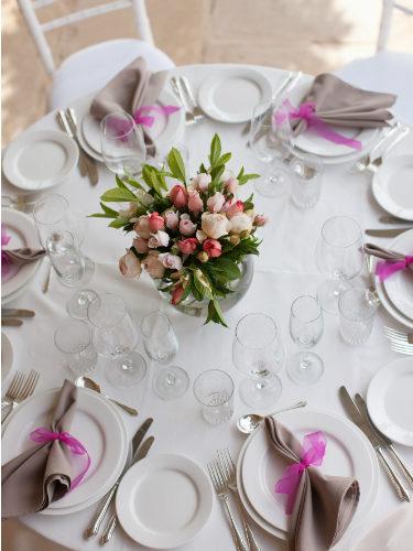 Es importante preparar una boda de acuerdo a tus posibilidades