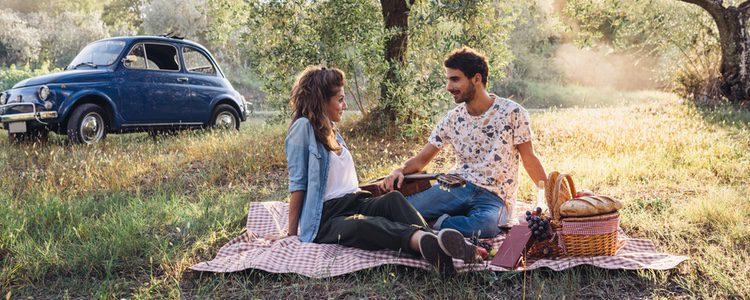 Ir de picnic es una buena idea para que volváis a conectar entre vosotros