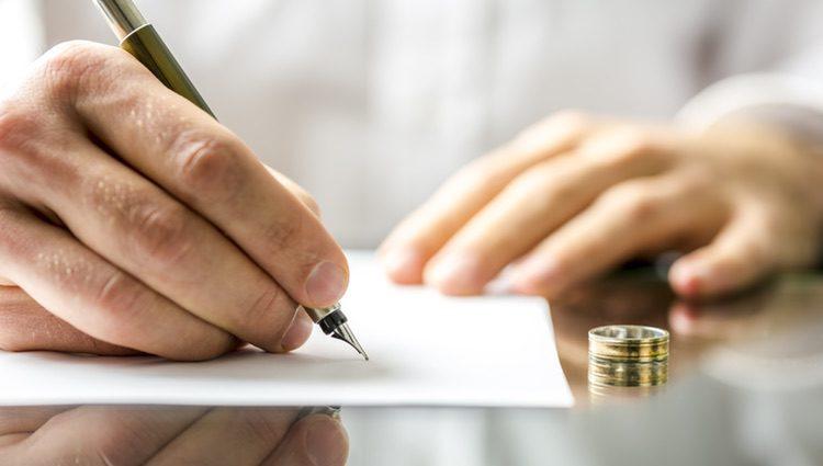 En caso de mala relación, los abogados serán quienes lleguen al acuerdo establecido