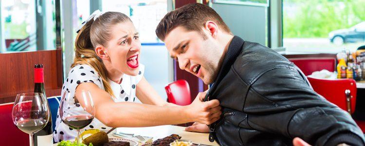 Cuando las discusiones llegan a las manos no tiene ningún sentido continuar con el matrimonio