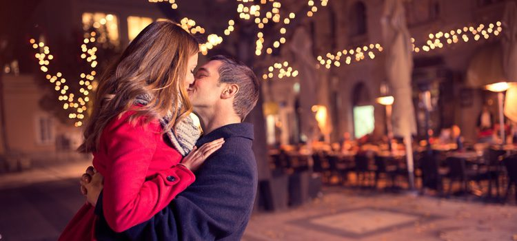 Los besos nos ayudan a saber si una persona será buena pareja